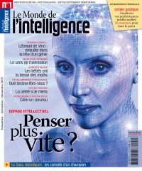 Le Monde de l'intelligence journal cover