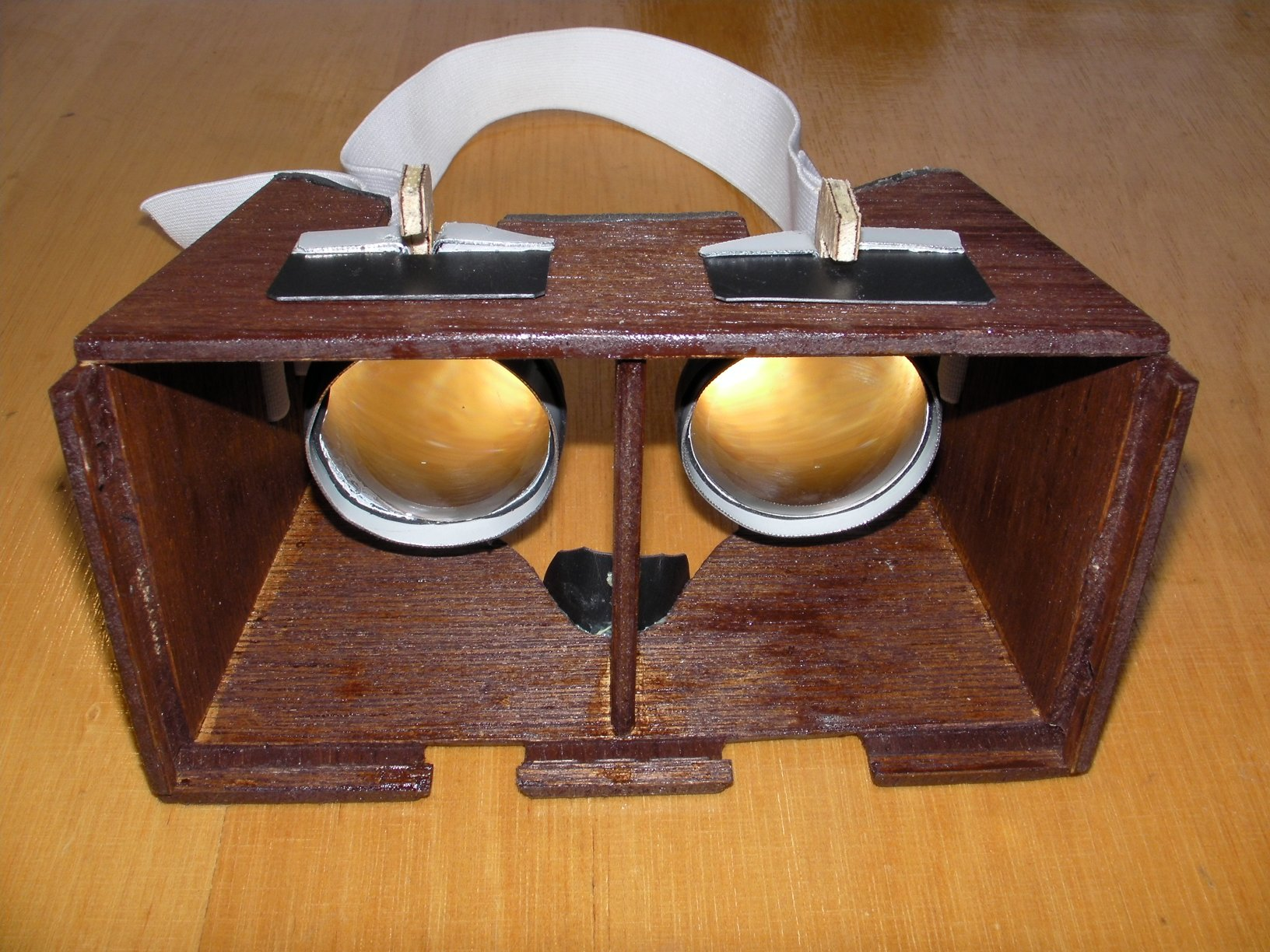 Diy 3d Virtual Reality Goggles Overview