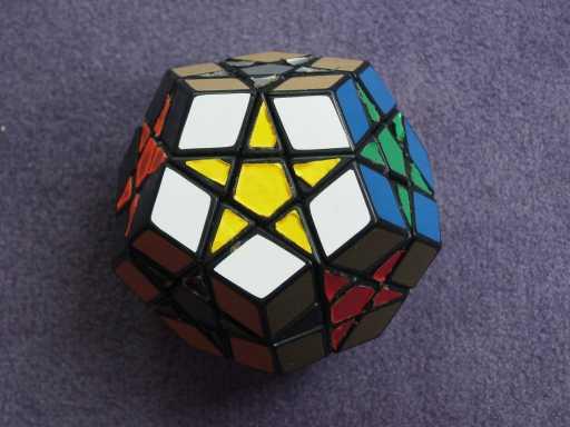 Rubik's Pentagon